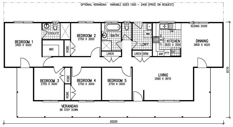 House Floor Plans 5 Bedroom 5 bedroom house plans one story 5 bedroom house floor plans